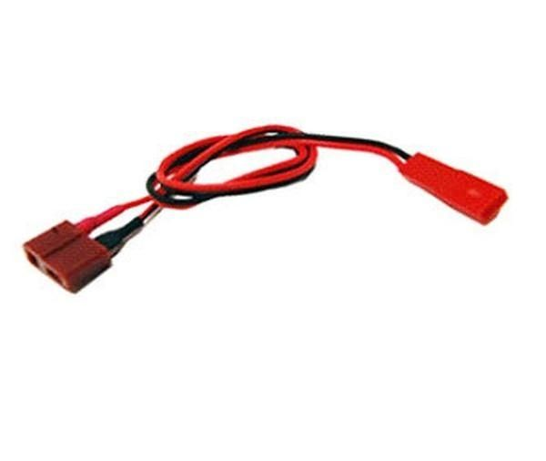 Adapterkabel JST BEC Stecker auf T-Dean Buchse Style 15cm