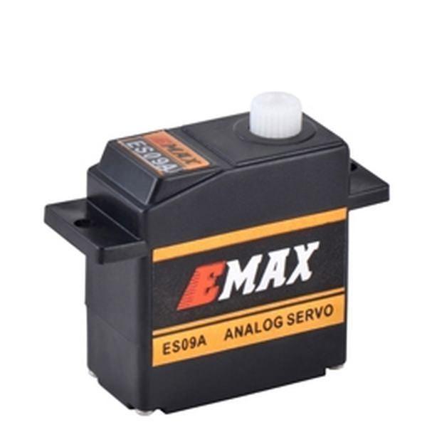 Emax ES09A Micro Mini Servo 11,6g 0,09s 2,4kg mit Kugellager ES08A
