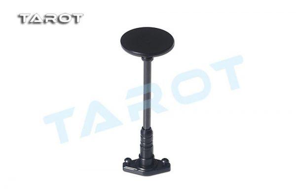 Tarot TL8X005 steckbare GPS Halterung aus Alu - Höhe 90mm
