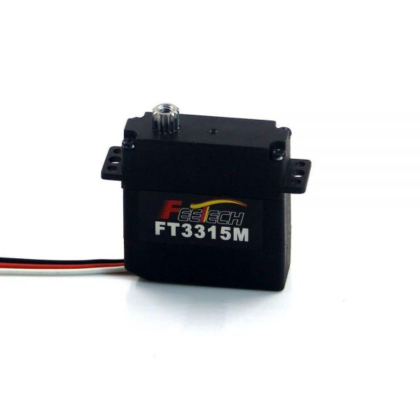 Feetech FT3315M Digital MG Servo 1,9kg 0,11sec 10g 8mm Flächenservo 4,8V-6V