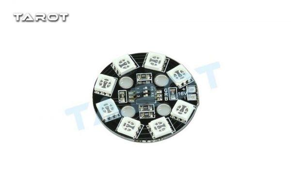 Tarot TL2816-05 LED RGB Scheibe mit 7 einstellbaren Farben 4S für FPV