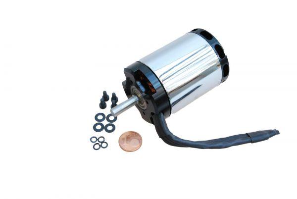 H3740 / 4 Brushless Heli Außenläufer Motor 910KV 3000W T-REX 600