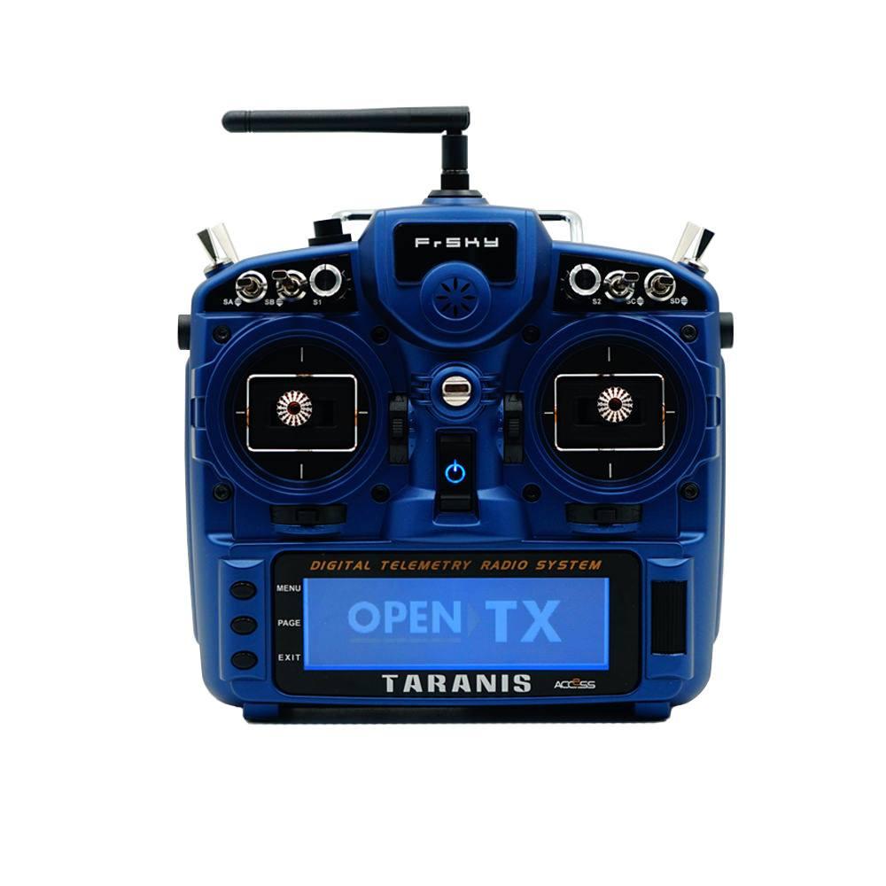 Frsky Taranis X9D Plus SE 2019 in Nachtblau