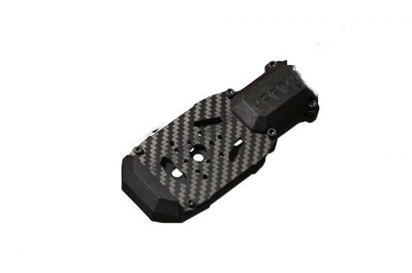 Tarot TL96027-01 25mm Motorträger Motorhalterung schwarz für T810 Sport, X4, X6