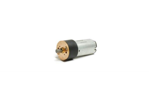Micro Getriebemotor 6V 1:134 112 U/min 3,00 Ncm 30 x 14 x 14 mm Mini
