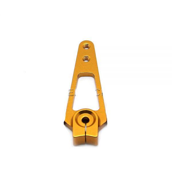 Feetech 5cm CNC Alu Servo Horn Arm Feetech, Futaba Servos 25 Zähne