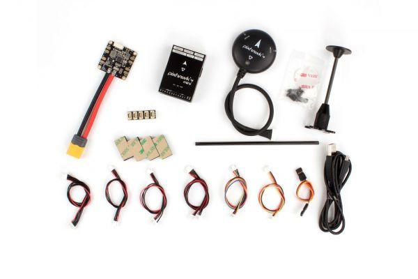 Holybro Mini Pixhawk 4 mit Ublox NEO-M8N GPS und PM06 V2 Modul