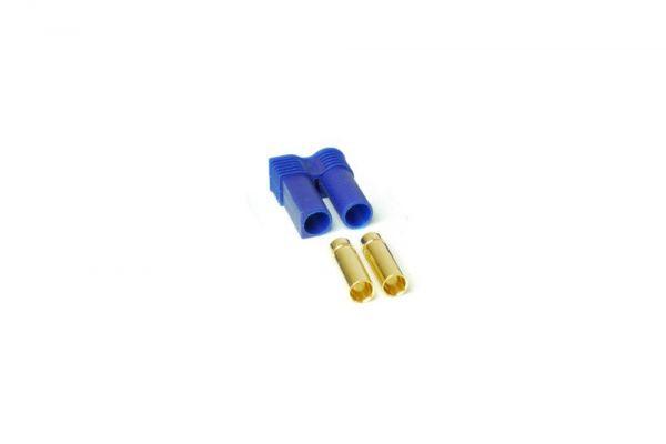 EC5 Buchse weiblich - 60A Hochstrom Goldstecker Lipo