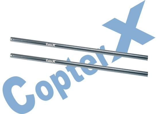 CopterX CX450-07-03 2x Alu Heckrohr T-Rex 450 SE V2