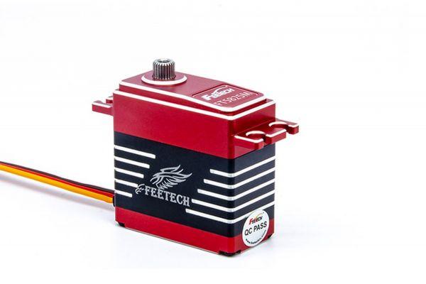 Feetech FT5825M Digital Metall Servo 74g 25kg 0,15sec 4,8V-8,4V Robotik 180°