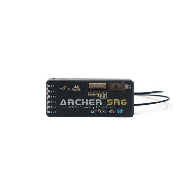 FrSky Archer SR6 ACCESS 2,4 GHz Empfänger 3 Achsen Stabi