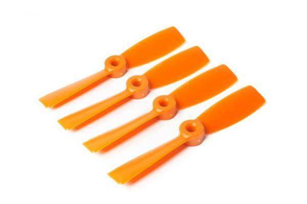 4x4.5 Gemfan 4x Propeller Links Orange Nylon GF Bullnose Luftschraube 4045
