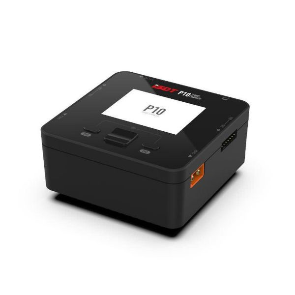 iSDT DUO SMART CHARGER P10 - 2x250W, 10A, 2x6S Lipo