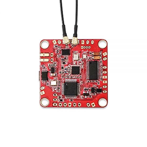 FrSky XSRF4O 16 Kanal 2,4 GHz Empfänger mit F4 Flight Controller + OSD