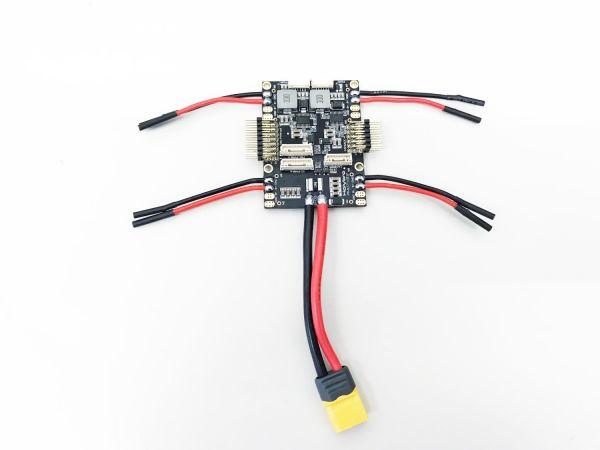 Holybro PM07 PX4 Pixhawk 4 Power Module und PDB - Version mit Kabeln