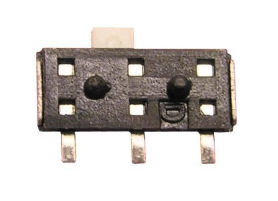 Mikro SMD Schalter, Schiebeschalter
