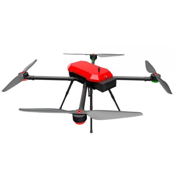 T-Motor M1200 Carbon Quadcopter Rahmen mit Antriebsset - 5kg Nutzlast