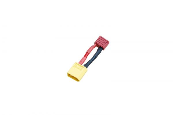 Adapterkabel XT60 Stecker auf T-Dean Buchse Style