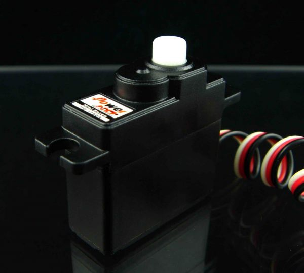 PowerHD HD-1160A Mini Analog Servo 16g 3.0kg 0,12sec 4,8V-6V Tiny-S