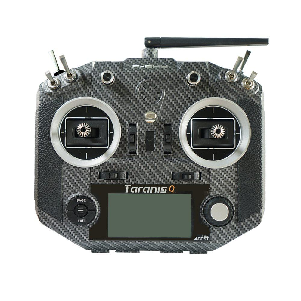 Frsky Taranis Q X7S in Carbon Optik