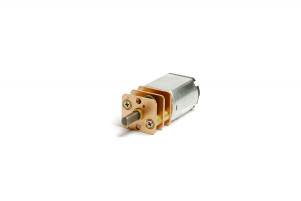 Mini Getriebemotor 12V 1:146 59 U/min 3,8 Ncm 29 x 13 x 12 mm Micro