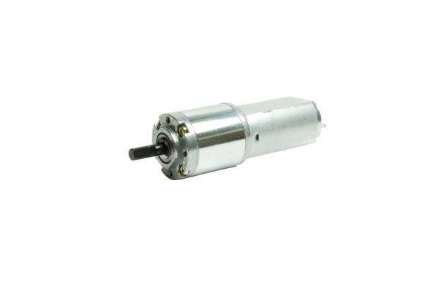 Planetengetriebemotor 12V 1:455 15 U/min 25 Ncm 58 x 22 mm Mini Getriebemotor