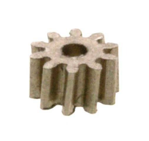 Zahnrad 10 Zähne Modul 0.3 1mm Bohrung Messing M0.3 Z102S
