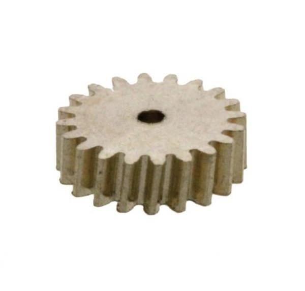 Zahnrad 20 Zähne Modul 0.3 1mm Bohrung Messing M0.3 Z202S