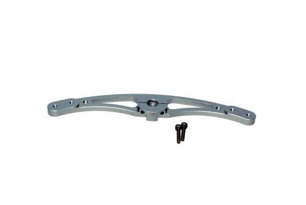 CNC Alu Servo Horn Arm Seitenruder für Graupner / JR Servos