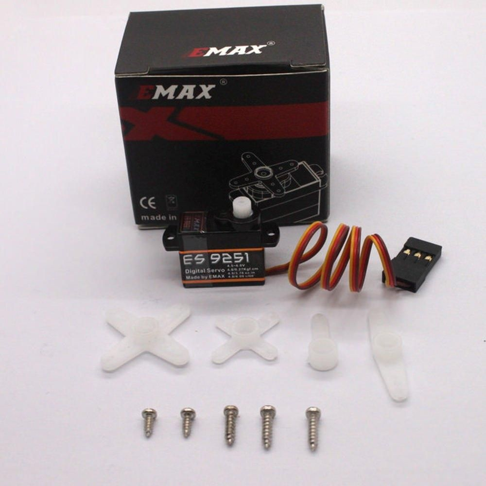 Emax ES9251 Digital Ultra Micro Servo 2,5g 0,27kg 0,08sec 4,8V