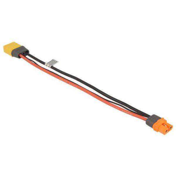 Adapterkabel iSDT BattGO XT90i Stecker auf XT60i Buchse