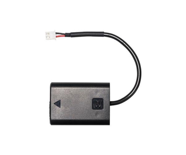 Gremsy - Sony NP-FW50 Dummy Batterie für S1 V3, T3, T7