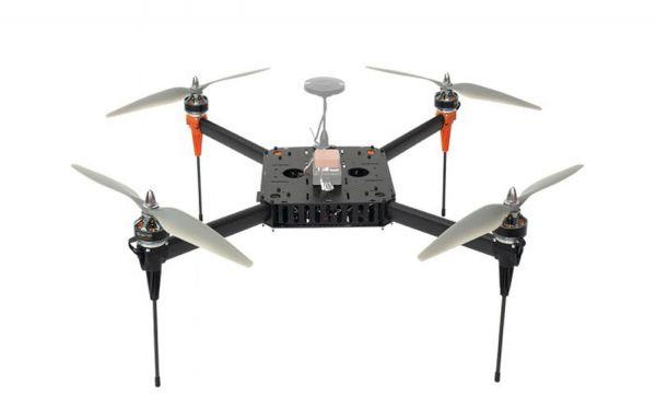 HEX Hexsoon EDU 650 Quadcopter Set - Rahmen, Motoren, Regler, Propeller