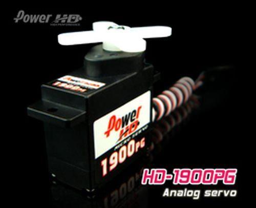 PowerHD HD-1900PG Micro Analog Servo 11g 1.7kg 0,07sec 4,8V-6V