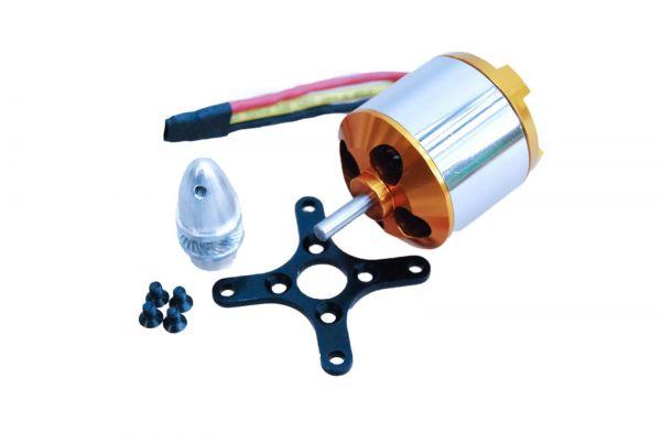 A2820/6 Brushless Außenläufer Motor 1000kv 3S-5S 11,1-18,5V 3542 A2820