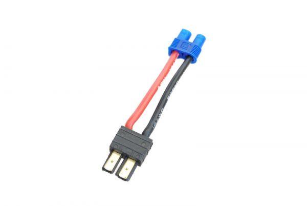 Adapterkabel EC3 Buchse auf Traxxas Stecker Style