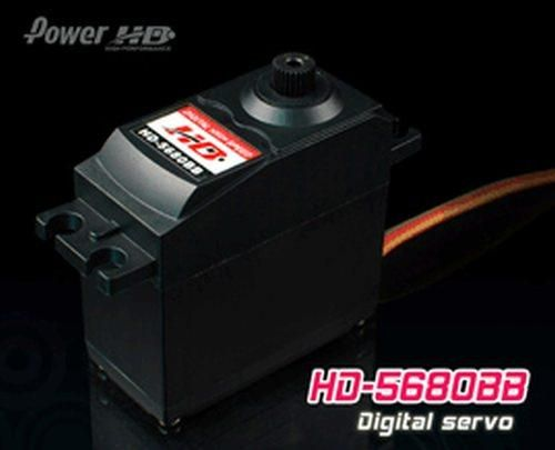 PowerHD HD-5680BB Digital Servo 42g 6,5kg 0,14sec 4,8V-6V Kugellager