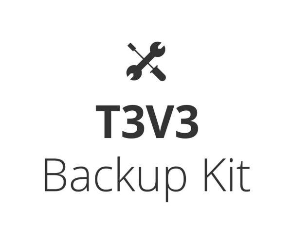 Gremsy T3V3 Backup Kit - Ersatzteil Set