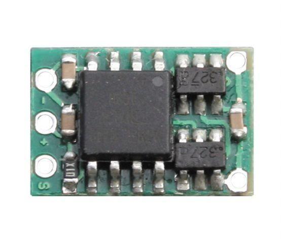 Fahrregler ER100 2,7V-5,5V 1800ma H0 1:87 automatische Nullpunkterkennung