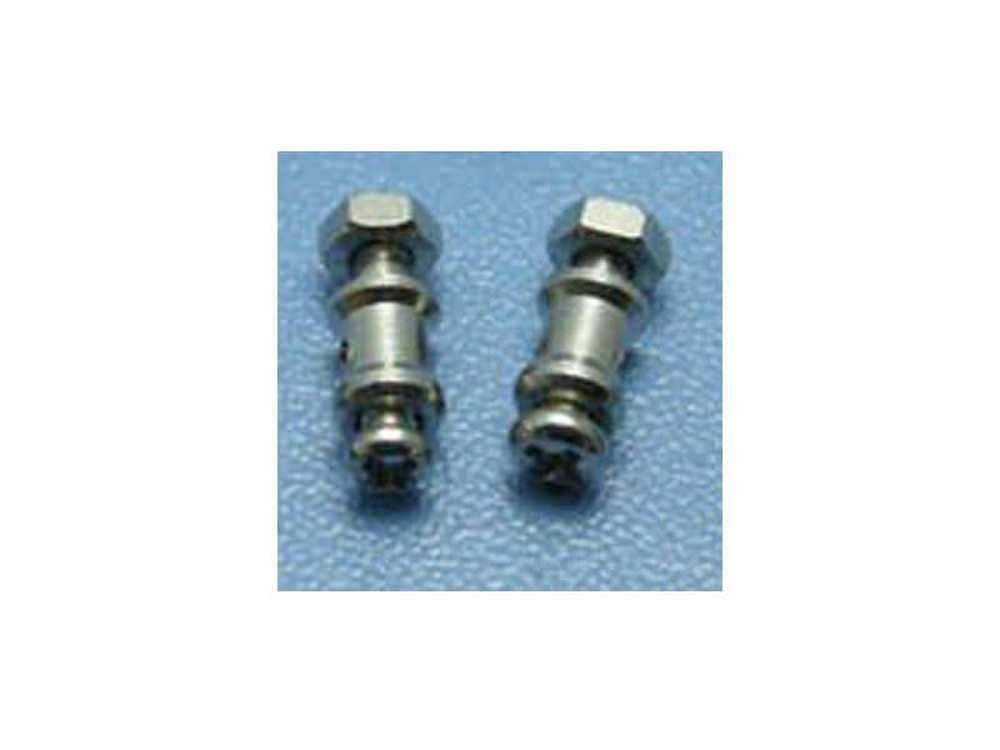 Bowdenzug Schubstangenanschluss Set für max 0.8mm Ø - 2 Stück