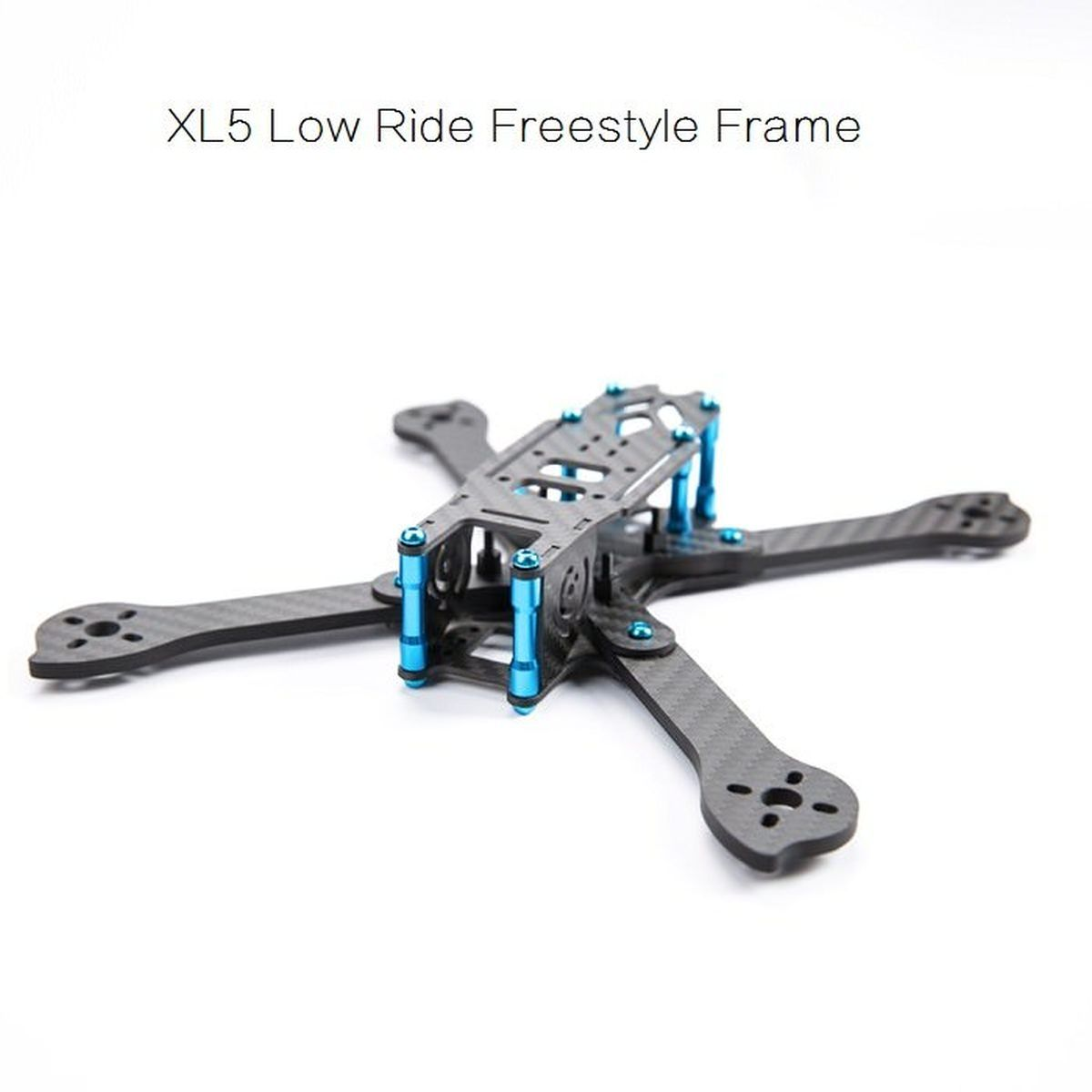 iFlight-RC XL5 True X 226mm Carbon Freestyle FPV Racing Frame