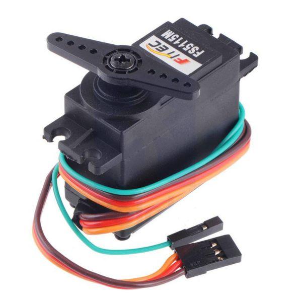 Feetech FS5115M 180° Servo 56g 15.5kg 0,16sec Feedback Arduino