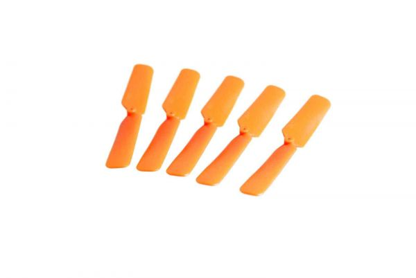 3x2 5x Propeller Links Drehend Orange Quadcopter Multicopter Luftschraube 3020