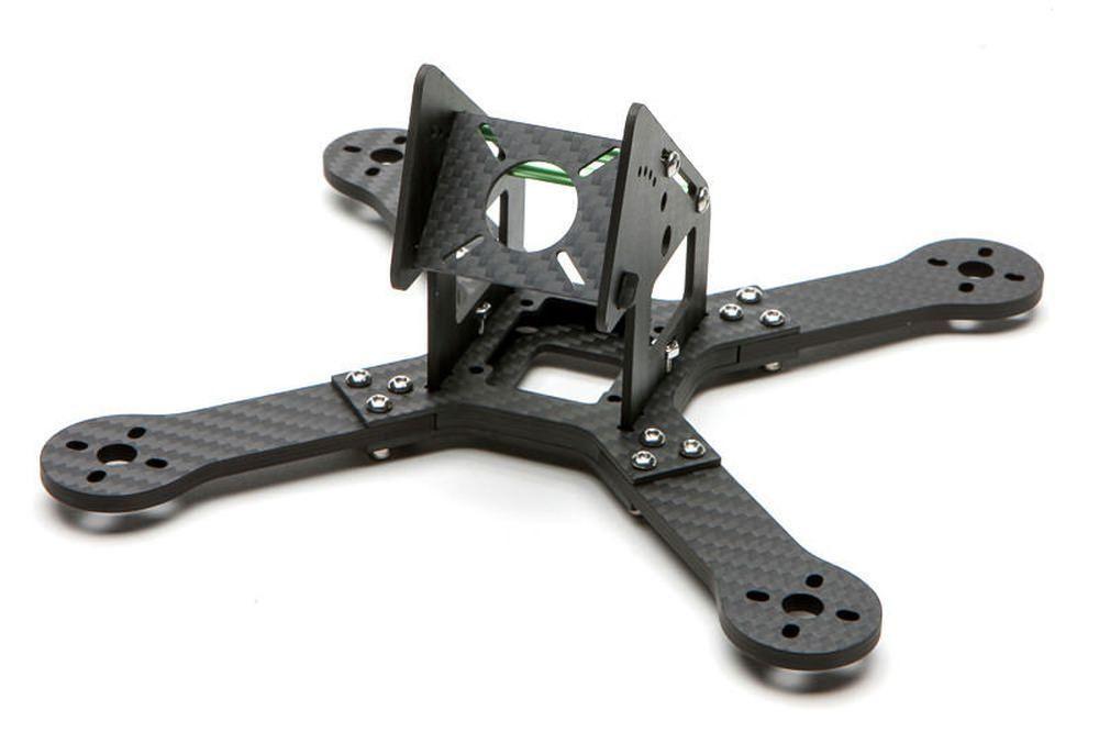 Shendrones Krieger 200 FPV Race Quadcopter CFK Frame Carbon Rahmen