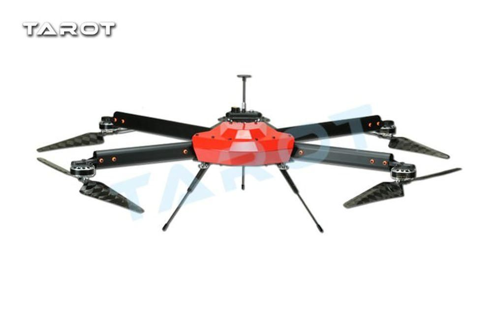 Tarot Peeper 750 6S Quadcopter inkl. Motoren, Regler Propeller TL750S1
