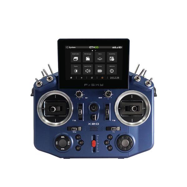 FrSky Tandem X20 2,4GHz+ 868Mhz ACCST + ACCESS - Blau