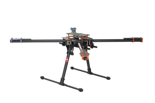 Tarot Iron Man FY650 klappbarer Carbon Quadcopter Rahmen Durchm. 650mm TL65B01