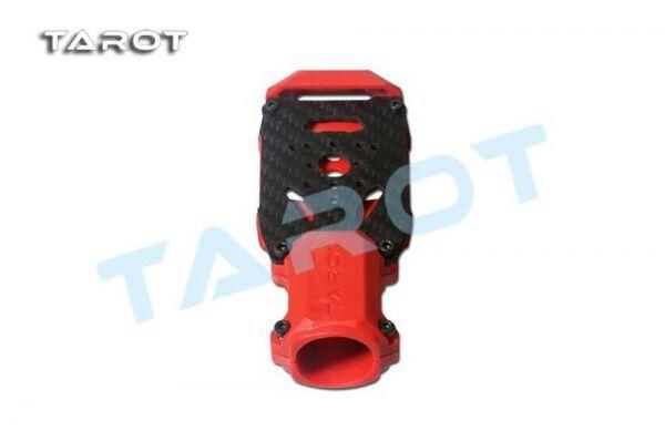 Tarot TL96027-02 25mm Motorträger Motorhalterung rot für T810 Sport, X4, X6
