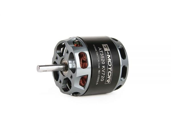 T-Motor AT3520 720kv Brushless Motor 4S-5S 220g