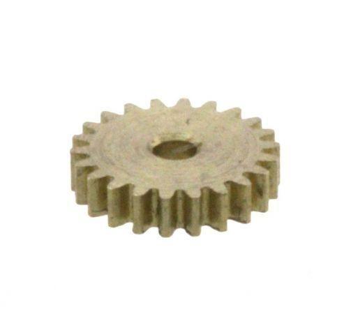 Zahnrad 22 Zähne Modul 0.2 1mm Bohrung Messing M0.2 Z221
